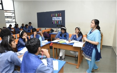 Sanskriti School | personalized educational experience