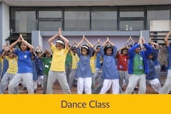 Dance Class | Sanskriti School