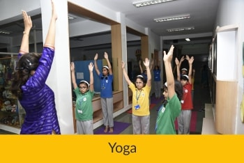 Yoga | Sanskriti School